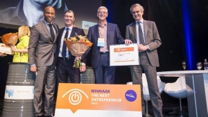 Winnaar The Next Entrepreneur